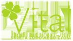 VITAL - strefa zdrowego życia Logo